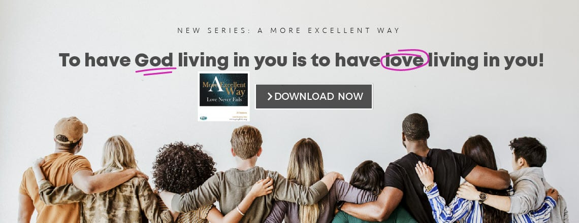 Featured product: A more excellent way - free download
