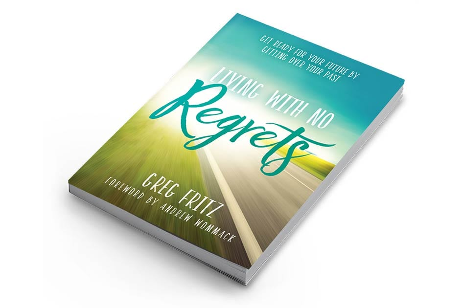 Living With No Regrets book cover