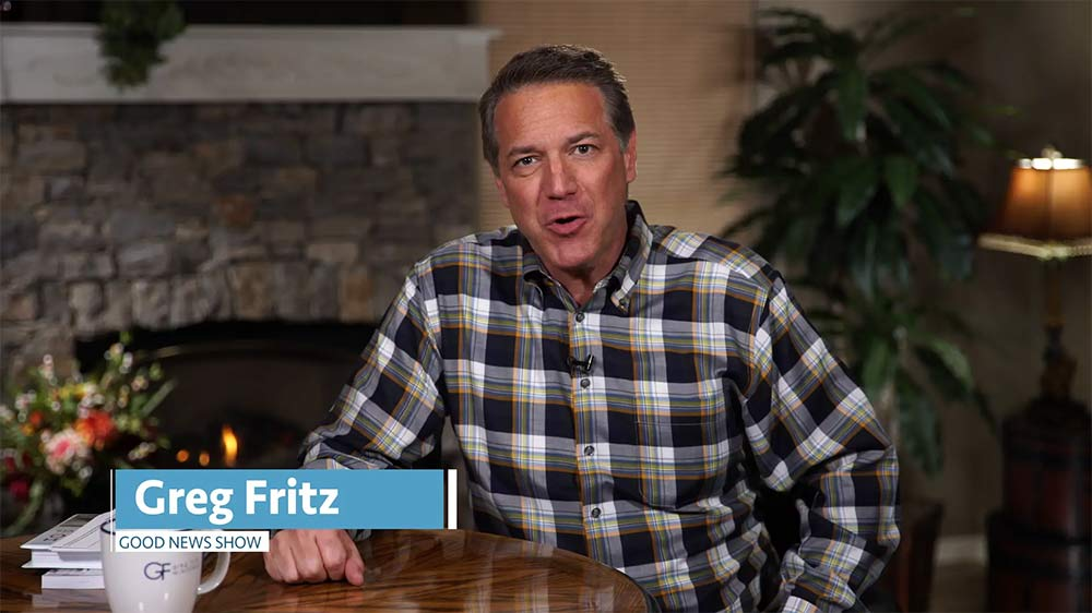 Video - click to load welcome video from Greg Fritz